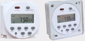 China Round Weekly Programmable Electronic Timer (CN101A) pictures & photos