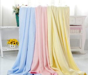 Bamboo Fiber Blankets for Baby pictures & photos