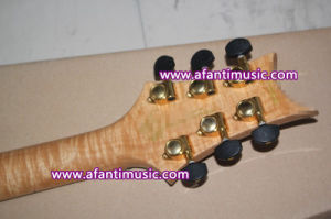 Prs Style /Flamed Maple Neck / Afanti Electric Guitar (APR-041) pictures & photos