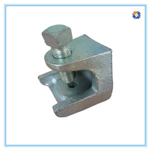 Malleable Cast Iron Beam C Clamp for Electric Industry, Investment Casting pictures & photos