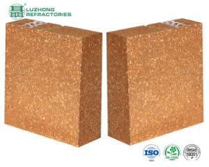 Low Thermal Conductivity Magnesia Alumina Spinel Brick-Ddrml-80 pictures & photos
