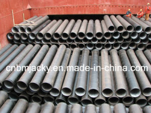 Ductile Iron Pipe Dn100 T-Type/Self-Restrained K8/K9/K12/C40 pictures & photos