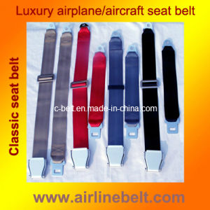 Aircraft Buckle Safety Seat Belt (Aviation Seat Belt) (EDB-1997122502)