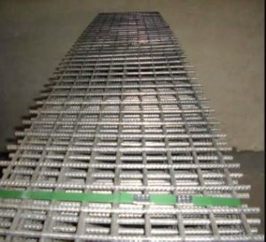Construction Welding Concrete Reinforcing Mesh/Ribbed Bar Welded Reinforcement Mesh pictures & photos