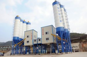 Ready-Mixed Beton Mixing Plant