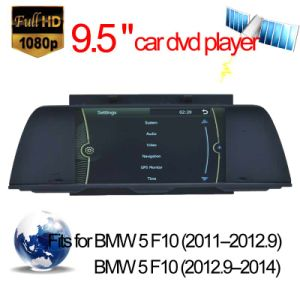 Car Multimedia for BMW 5 F10 GPS Navigation with Radio pictures & photos