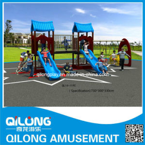 Children Equipment Outdoor Playground Toy (QL14-119C) pictures & photos