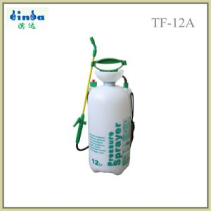 12L Plastic Pressure Hand Knapsack Sprayer for Garden pictures & photos