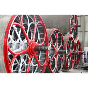 Cylinder Mould, Paper Making Machine, Paper Pulp Machine pictures & photos