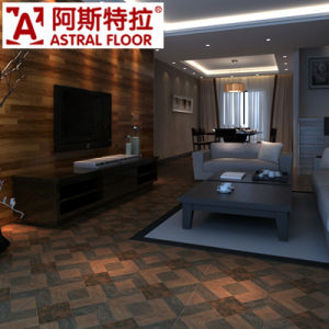 German Technical AC3 Dark Color (u-groove) Laminate Flooring pictures & photos