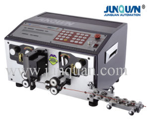 Automatic Cable Cutting and Stripping Machine (ZDBX-8) pictures & photos