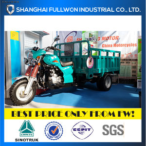 Full Luck China Quality Three Wheel Cargo Motorcycle Canton Fair pictures & photos