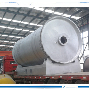 Environmentally Friendly Waste Tyre Pyrolysis Plant /Plastic to Oil /Convert Waste Tyre to Fuel Oil 2800-6000 pictures & photos