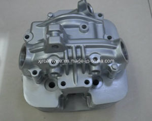 Cylinder Head OEM Quality (QM200GY/GXT200) pictures & photos