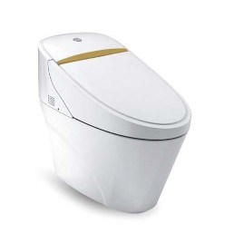 Siphonic Jet Toilet/Wall Hung Remote Control Intelligent Toilet (W1514) pictures & photos
