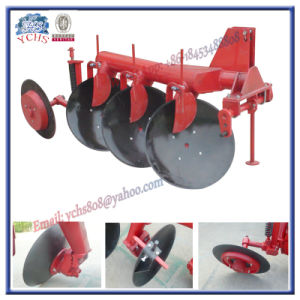 Tractor Mounted Tube Disc Plough for Jm Tractor pictures & photos