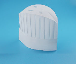 Disposable Restaurant Chef Cap for Cooking pictures & photos