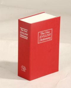 The New English Dictionary (Customer-Designed Cover Accepted) Locking Book Safe pictures & photos