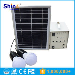 12V 5W Solar Power System for Home Application pictures & photos