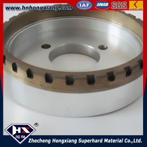Outer Segmented Diamond Grinding Wheels for Glass Machine pictures & photos