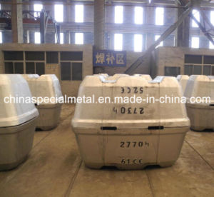 Cast Steel Sow Mold for Aluminum Ingots