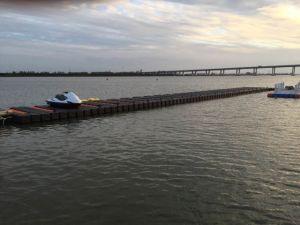Floating Pontoon Dock Floating Bridge