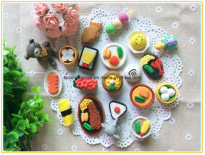 DIY Food Shape Erasers pictures & photos