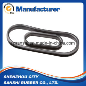 Customized Wear Resistance Silicone Rubber Gasket pictures & photos