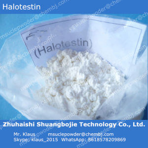 99% Purity Hot Seller Testosterone Halotestin Powder to Loose Fat 76-43-7