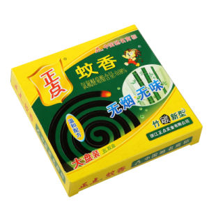 Non-Smoke Mosquito Repellent Incense pictures & photos