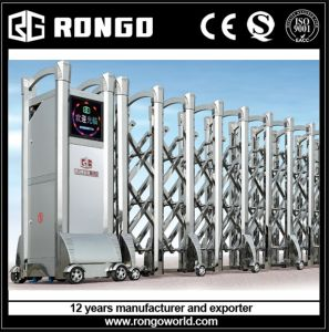Stainless Steel Folding Retractable Folding Gates