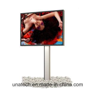 Aluminium Profile Rectangled Aisle LED Banner Fabric Lightbox Advertising Billboard pictures & photos