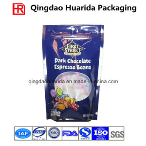 Food Packaging Bag Stand up Plastic Packaging Bag for Chocolate pictures & photos