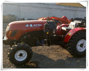 Hot Sale 45HP 55HP 70HP 75HP Fruit Tractor pictures & photos