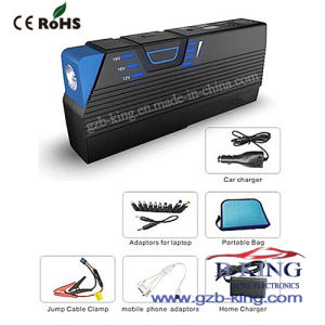 Multifunction Portable Jump Starter with 13600mAh pictures & photos