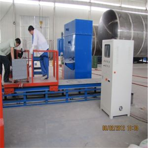 Composite Filament Tank Winding Machine Automatic Winding Machine pictures & photos