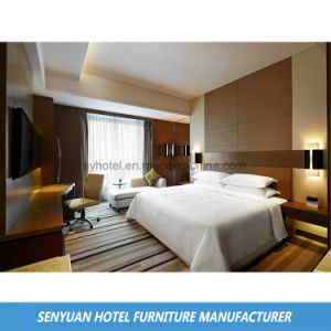 Custom Made Modern Apartment Wooden Hotel Restaurant Bedroom Furniture pictures & photos