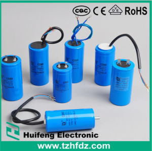 CD60 Motor Start Capacitor- Aluminum Shell Capacitors pictures & photos