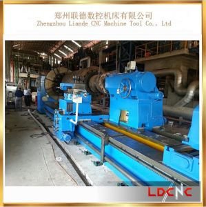 C61250 Low Cost Professional Horizontal Heavy Lathe Machine for Cutting pictures & photos