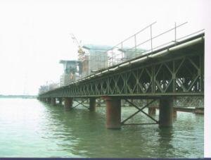 Steel Bridge, Bailey Bridge
