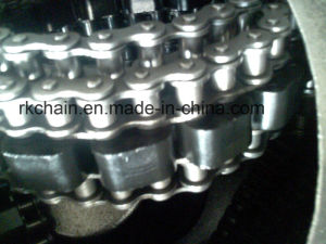 Steel and Stainless Steel Roller Chain with Nylon Rollers (12A-3) pictures & photos