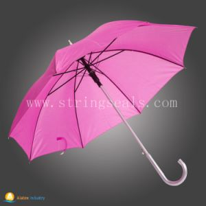 Printing Manual Open Straight Umbrella pictures & photos