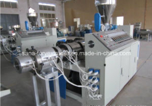 200 to 400mm PVC pipe extruder machine with price/Pipe extrusion line pictures & photos