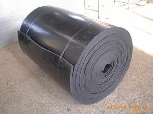 Acid Resistant Anti-Abrasive Insulation Rubber Sheet Roll pictures & photos