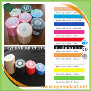 Elastic Kinesiology Tape with Assorted Colours pictures & photos