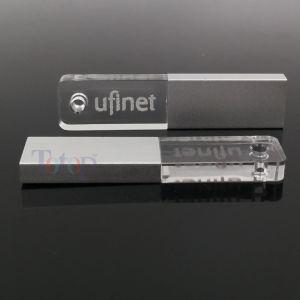 Mini Crystal USB Stick Custom Logo pictures & photos