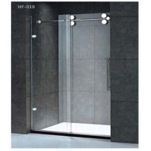 Bathroom Shower Unit With Glass Sliding Door (HF 010) Part 23
