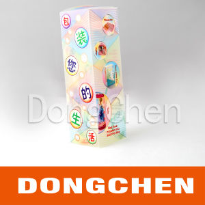 Color Folding Plastic Printed Box Package pictures & photos