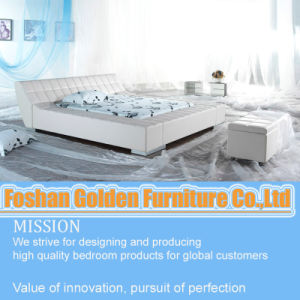 Fashion Double Bed Design Big Bed pictures & photos