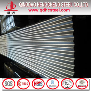 Z150 Hot DIP Corrugated Metal Zinc Iron Steel Roofing Sheet pictures & photos